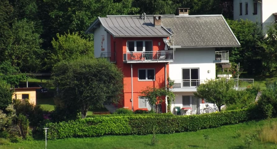Appartement am Sonnenhang - Reifnitz - Daire