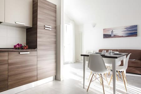 Bright apartment with parking and pool - Marina di Ravenna