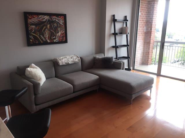 Modern condo that is remodeled! - Arlington - Condominium