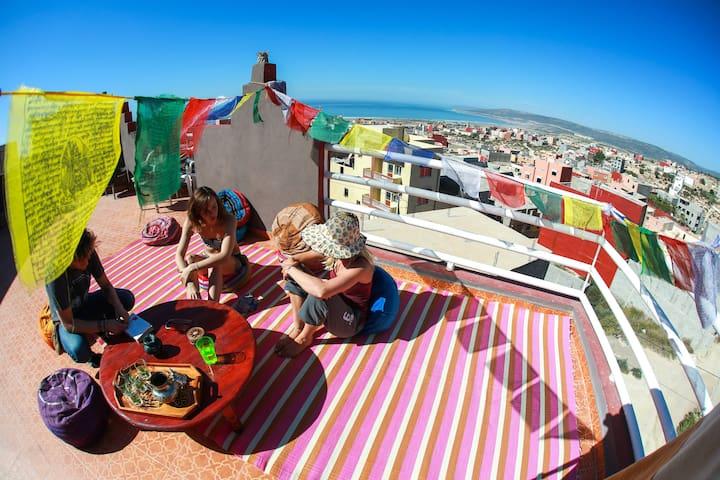 Soul House Morocco Villa - Taghazout - บ้าน