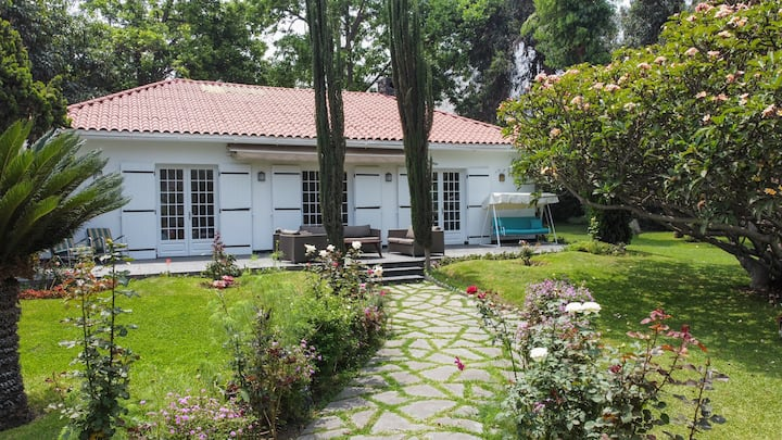 Warm and charming country house in Chaclacayo