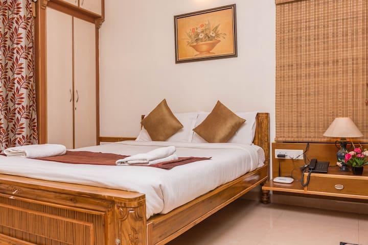 1 BHK Studio Apartment in Ulsoor