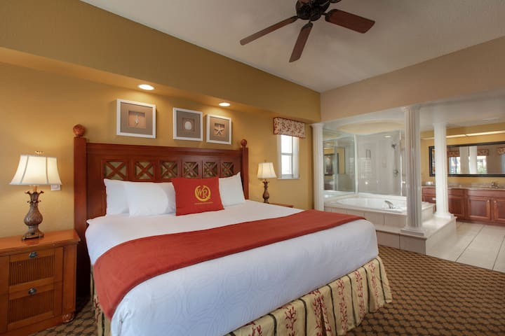 2 King Beds/Disney 10 minutes away/Free Shuttle
