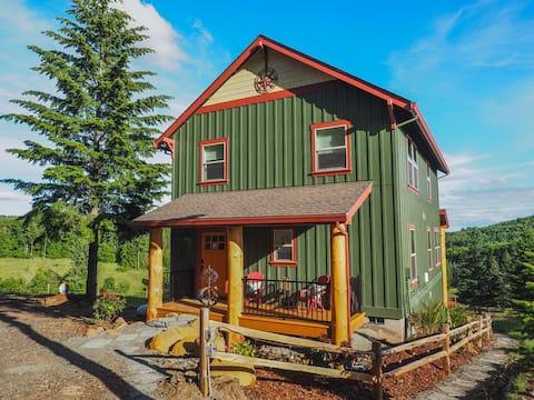 Ranch Meadows Mountain Retreat
