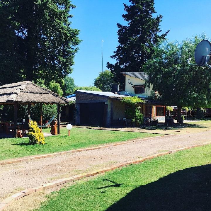 """Cabaña en San Rafael, """"Complejo Rincón del Sur"""" 4"""