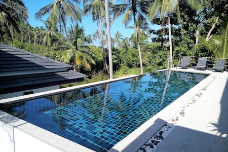 Koh Samui Deluxe Room with swiming pool - เกาะสมุย