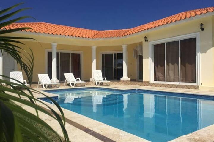 Villa with private pool! - Sosúa - Apartment