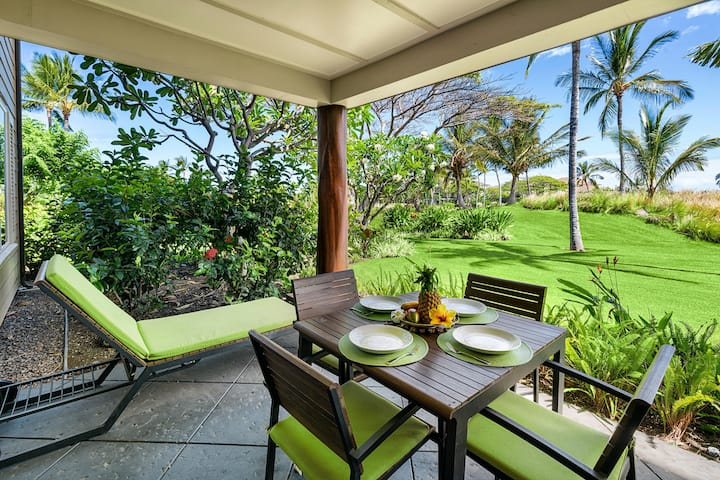 Waikoloa Beach Villas G2 - GOLFER'S PARADISE HALE!  Special LOW Golf Rates!!