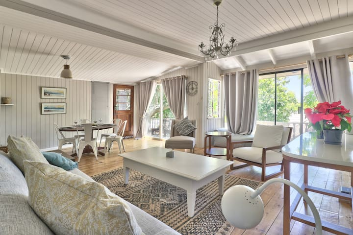 Camps bay beach bungalow charm