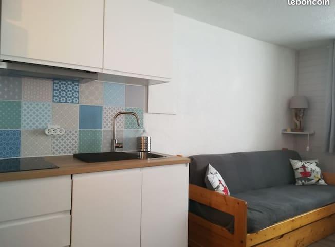 """Appartement 4 personnes rénové """"Les Saisies"""""""