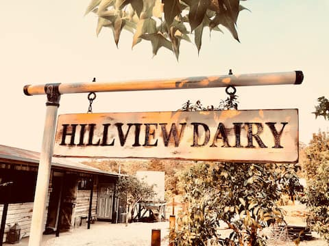 A Warm Welcome to Hillview Dairy