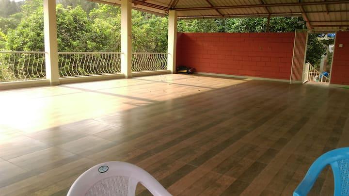 Padmashram - A Yogis Abode.