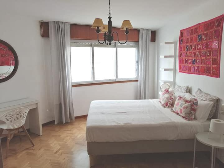 Apartamento Caión, amplio y céntrico.