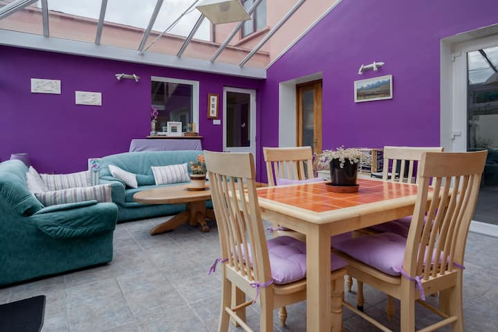 2 Bedrooms, Private Bathroom, Breakfast, Sandyford