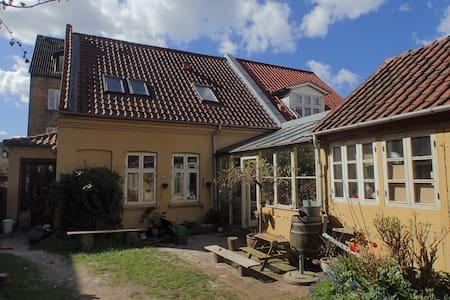 Spacious oasis in the Heart of Aarhus with garden - Aarhus - Lakás