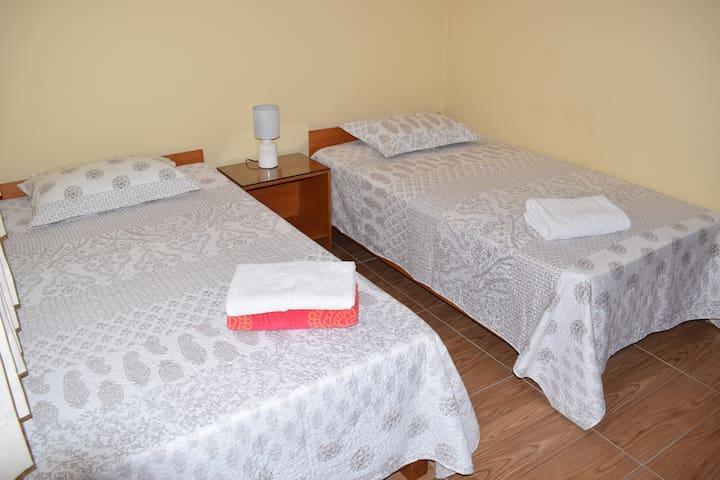 Ohh La habitación Perfecta Fuera de Casa / Wifi!!!