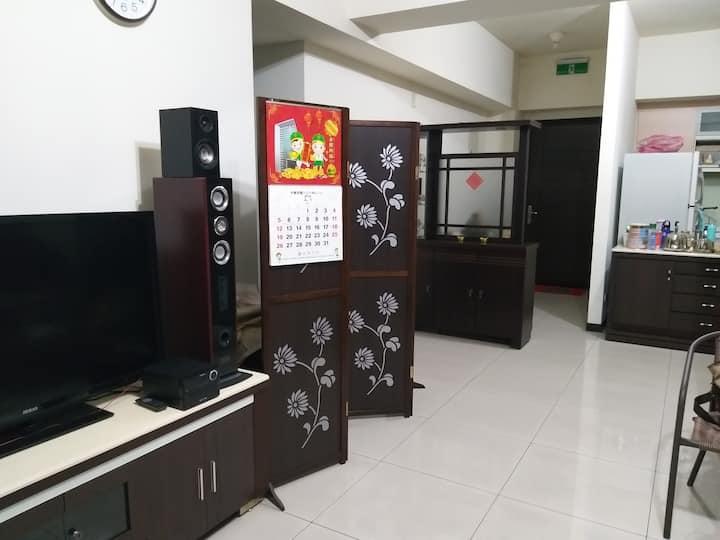 近台北大學社區電梯雙人房