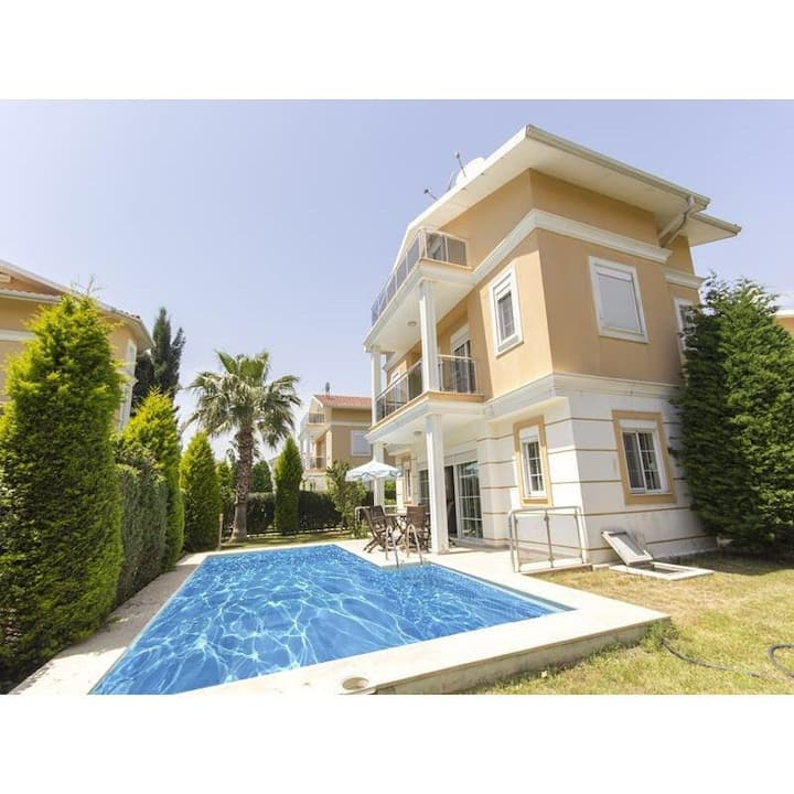 Belek Lüks Single Villa 2