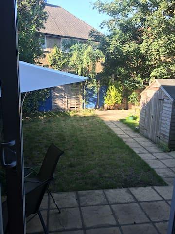 Perfect apartment with a garden . - Twickenham - Casa