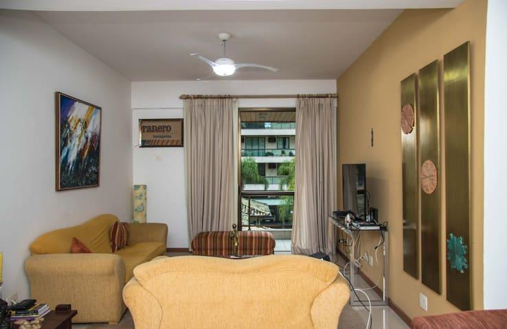 Room in cozy apartment near the beach.