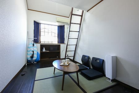 5 mins walk to JR station,convenient location (B) - Toda-shi - Lakás
