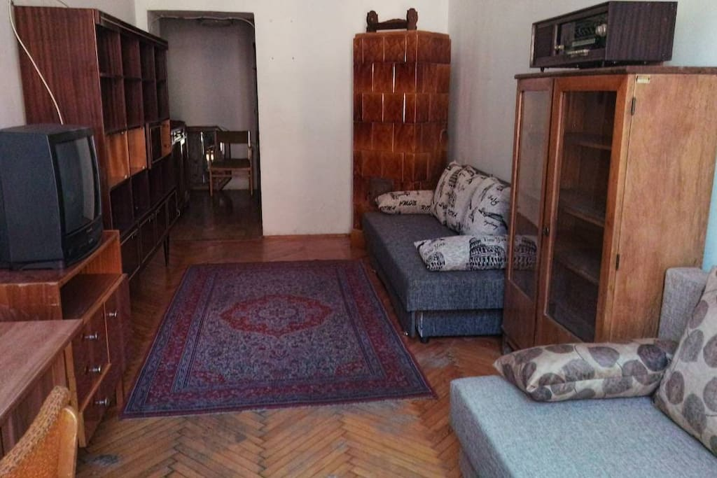 Your room - Living room