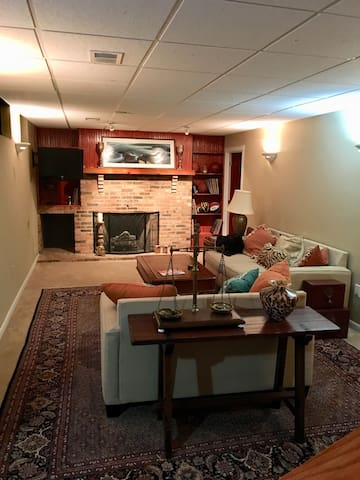 Convenient South Hills basement apartment