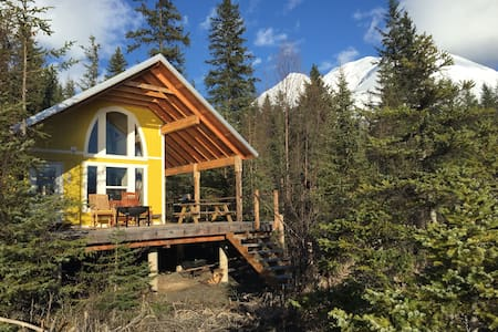 "The Cabins at Kenai Lake- ""Yakutat"""