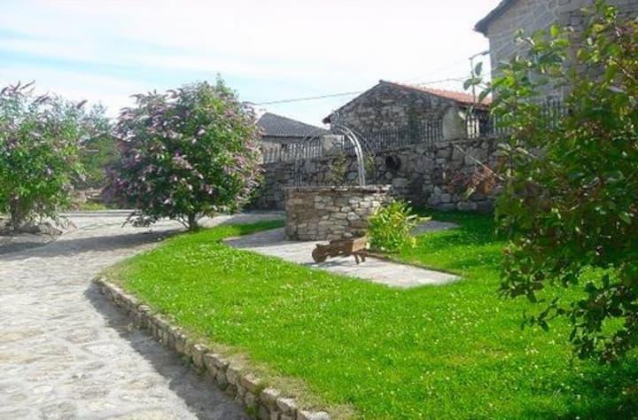 Casa de 10 plazas en La Ribeira Sacra (Galicia)
