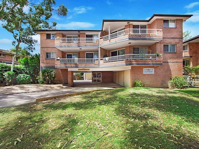 Great place, excellent location and good company - North Parramatta