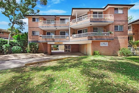 Great place, excellent location and good company - North Parramatta - Lejlighed
