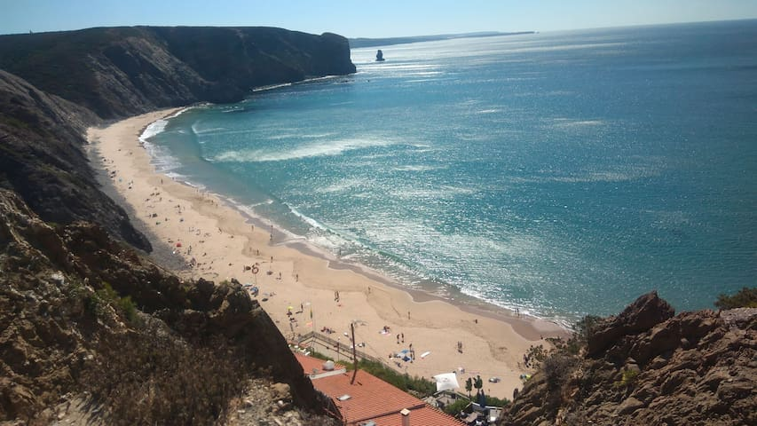 T2 Sea View, Sun & Surf, Arrifana, Aljezur