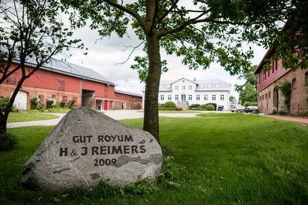 Gut Royum (FeWo Rosenholz, bis zu 4 Pers.) - Brodersby - Apartamento