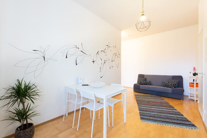 Lovely Superior Apartment with Garden View