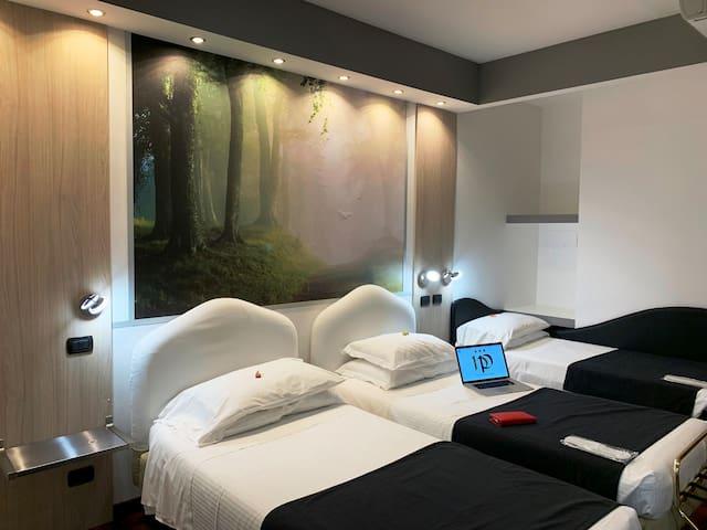 Triple room -  boutique hotel
