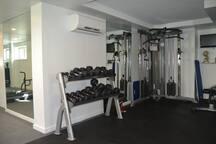 Fitness Center on premises