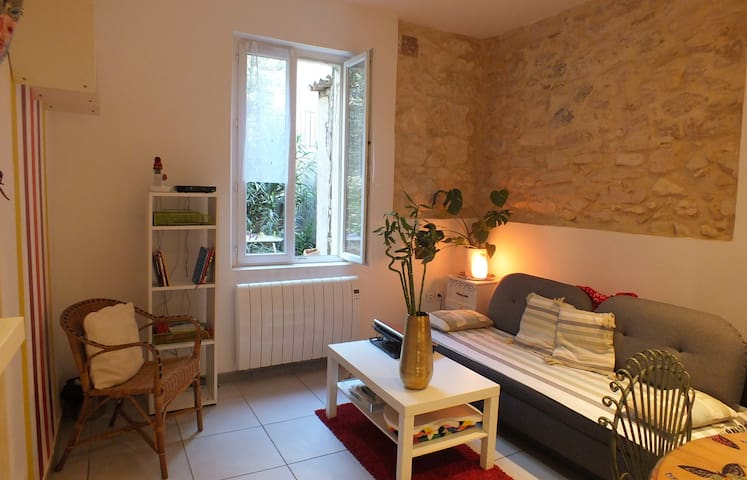 AGENCE PRO - Very charming T2 30m ² -Marseille
