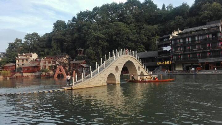 古城的黛萧小居(93平米整租)(免费停车)