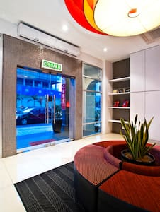 Simms Twin Room - Kuala Lumpur
