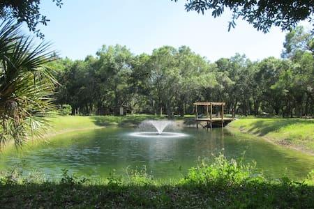 Greenbyrd Farm Retreat - Arcadia