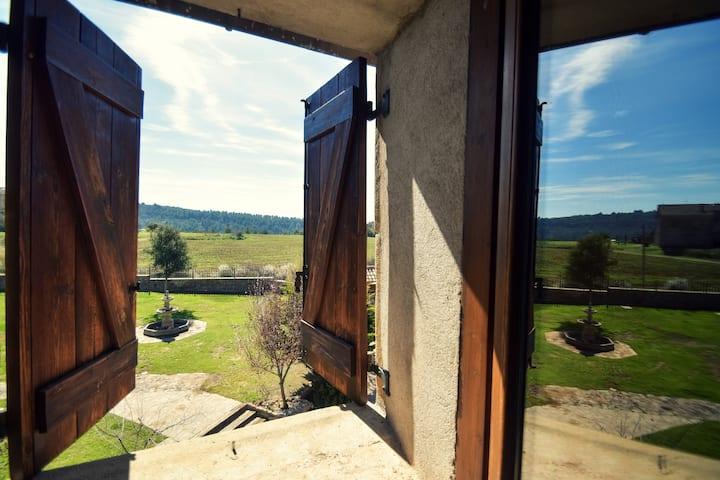 apartamento rural con encanto