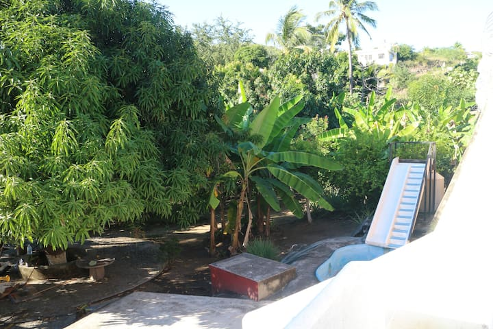La Casa del Huerto (en el mar) - Villa Mango