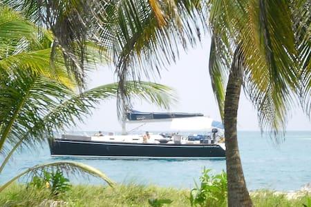 San Blas Yacht Sailing Experience - Hajó