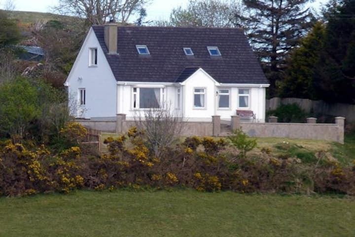 Idyllic Inishowen home from home
