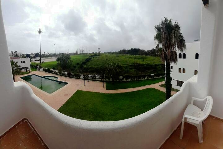 Apartamento frente al mar en M'diq y fnideq