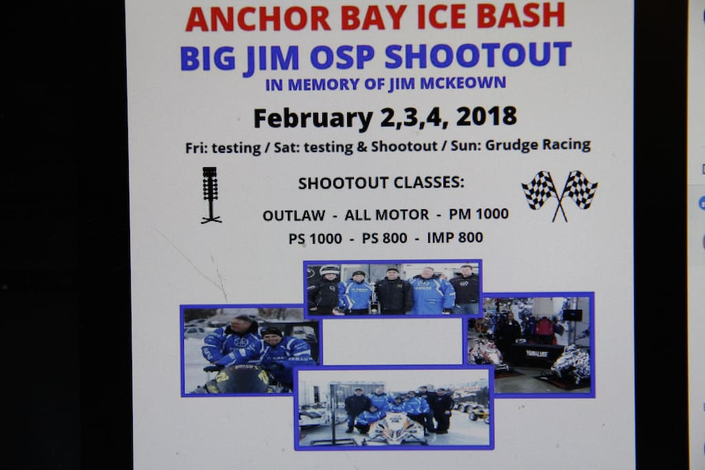 Anchor Bay Ice Bash Event