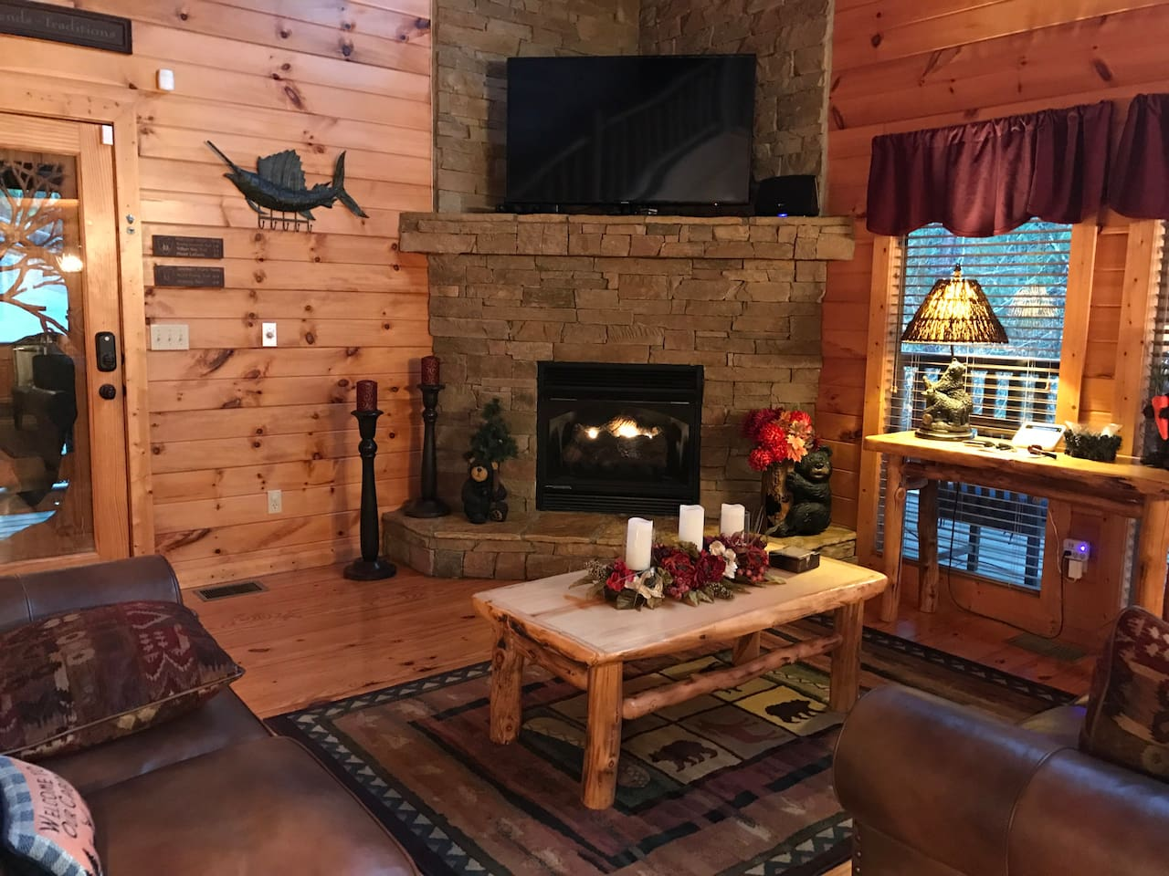 majestic oak lodge 5 star smoky mts private cabin cabins for