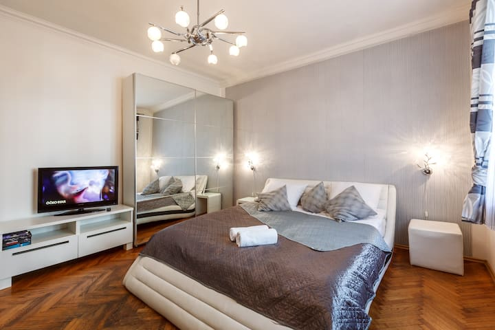 Old Town Apartment at Dlouha Street