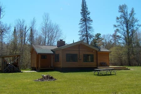 Cabin on the Holy Waters of the AuSable River - Grayling