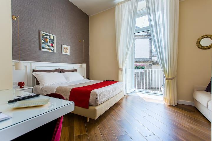 NovaNova Bed and Breakfast Room1